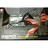 Propel Battery Best Deals - Pilot Brand By Propel Rc Aero Helicopter (Red/black) Wireless Ready To-go