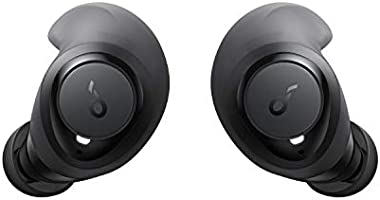 Anker Soundcore Life Dot 2 True Wireless Earbuds, 100 Hour Playtime, 8mm Drivers, Superior Sound, Secure Fit with...