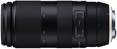 Objetivo Tamron 100-400mm F/4.5-6.3 Di VC y Ultrasonic Silent ...