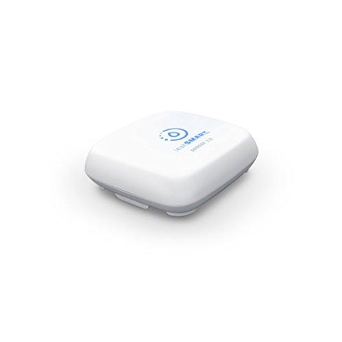 Water Leak Sensor by leakSMART, Wireless, Waterproof and Reu