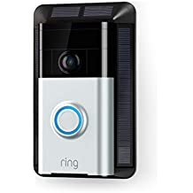 Solar Charger for Ring Video Doorbell (1st Gen)
