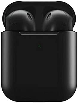 Airpods 2 Black Limited Edition Pop 2020 With H1 Chip Charging