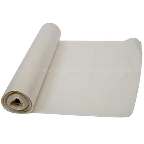 6 mil Clear Poly Sheeting, 10' x 100' (5 Units)