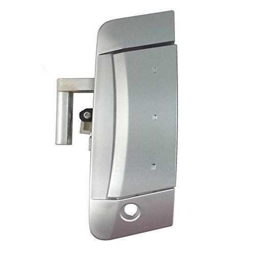 nissan 350z left door handle - 1