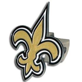 New Orleans Saints NFL Hitch Cover