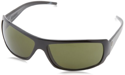 Electric Visual Charge Gloss Black/OHM Grey Sunglasses
