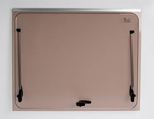 Vitre de remplacement 968x534 pour baie Seitz 1000x600 couleur bronze fen/être accessoires camping-car
