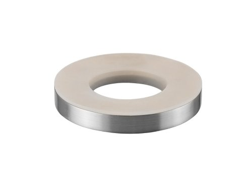 Ryvyr MR100BN Vessel Mounting Ring, Brushed Nickel by Xylem