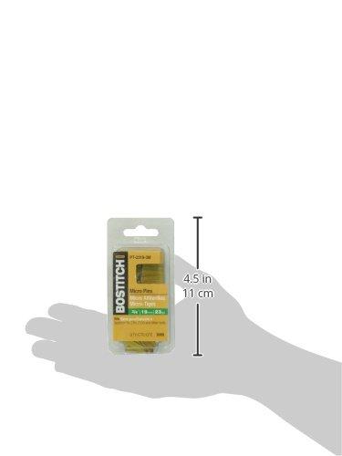 BOSTITCH PT-2319-3M 3/4-Inch 23 Gauge Pin (3000 per Box) by BOSTITCH (Image #6)