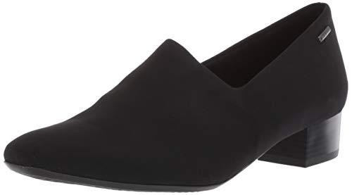 ara Women's Mel Rain Shoe, Black Fabric, 5 Medium UK (7.5 US)