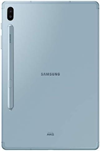 Samsung Galaxy Tab S6 10.5″, 128GB Wifi Tablet Cloud Blue – SM-T860NZBAXAR 318CKKoEuTL