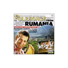 Folksongs From Rumania