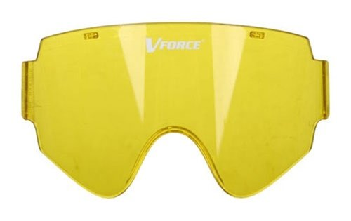 V-Force Armor Single Pane Lens - Amber by VForce