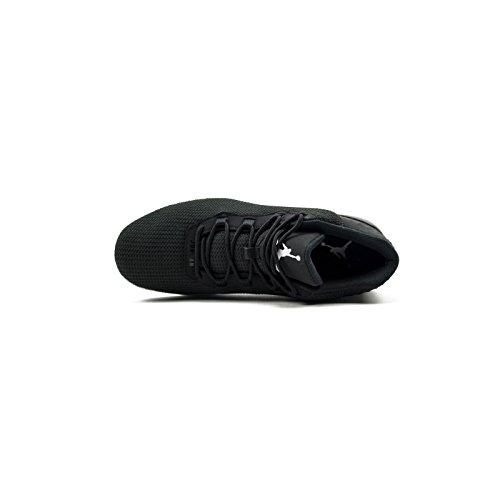 Nike Jordan Academy, Scarpe da Basket Uomo Bianco-Nero