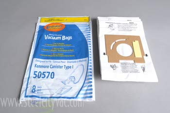 Compare Price Kenmore Vacuum Bags Type I On
