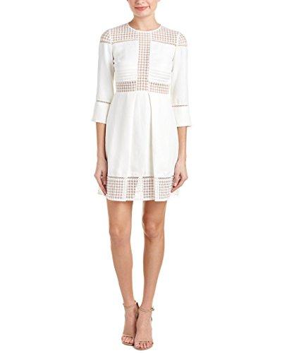 Linen Pintuck Dress - 8