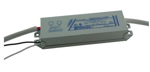 (ROBERTSON 3P20134 Fluorescent eBallast for 2 FC8T9 Circline Lamp Preheat-Rapid Start, 120Vac, 50-60Hz, Normal Ballast Factor, NPF, Model RSW3240C120WS AA (Replaces 3P20027, Model RSW3240C120WS /A))