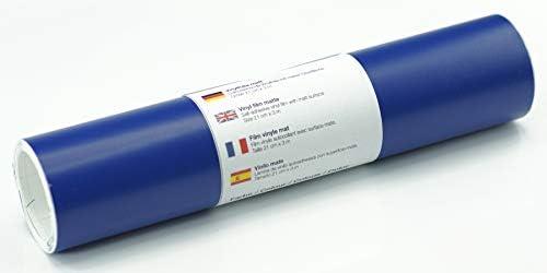 Lámina de tatuaje de pared mate 21 cm x 3 m - elección de colores ...