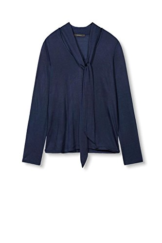 ESPRIT Collection, Camisa para Mujer Azul (Navy)