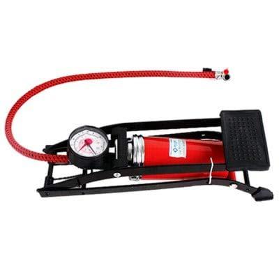 HaiMa Jc702A Alta Pressione Aria Pompa A Piedi-Rosso