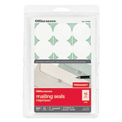 office-depot-permanent-mailing-seals-1in-diameter-clear-pack-of-480-od98795