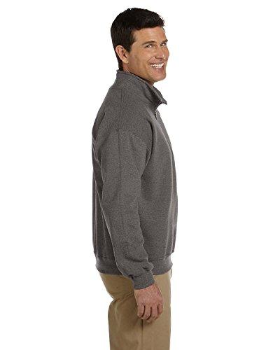 1/4 Zip Adult Pullover - 2
