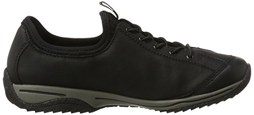 Femme Sneakers Basses Rieker L5263 36 Noir EU qaRpt4pc