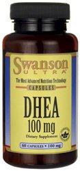 DHEA 100 мг 60 капсул