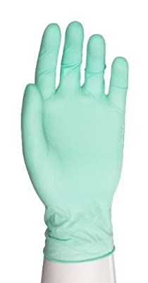 Aurelia Refresh Textured Latex Peppermint Powder Free Examination Gloves (1000)
