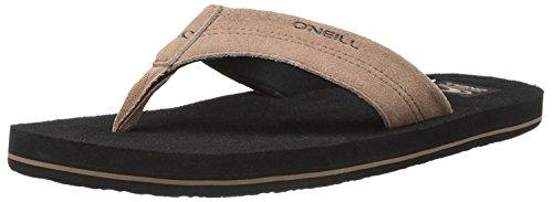 O'Neill Phluff Daddy Suede Sandle Flip Flop Men's – DiZiSports Store