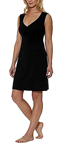 Gerry Womens Sundress Sleeveless Racerback Active Summer Dress (XX-Large, - Fashion Outlets Aurora