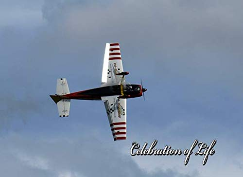 (Celebration of Life: Flying A Propeller Airplane, Memorial Service Guest)