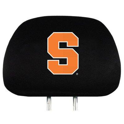 Ncaa Headrest Covers (NCAA Syracuse Orange Head Rest Cover, 2-Pack)