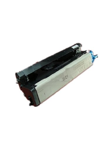 - Genuine Okidata 43460203 Cyan Drum / Toner Cartridge