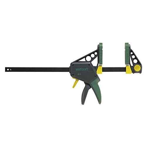 Wolfcraft 3034000 Einhandzwinge Pro 100-915