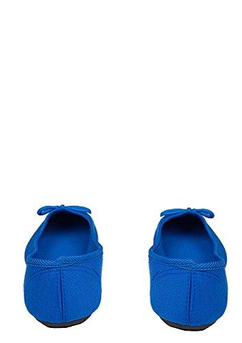 EpicStep Womens Flats Ballerina Shoes Ballet Round Toe Ballet Flats Shoes For Women Royal Blue opX6j0Y0