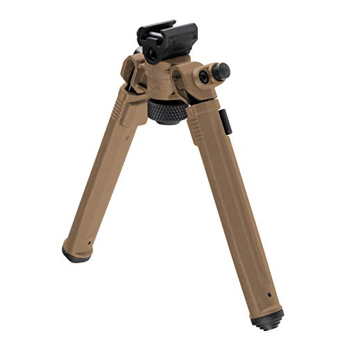 Magpul Rifle Bipod, 1913 Picatinny Rail, Flat Dark Earth