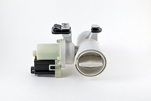 Whirlpool Washer Drain (WHIRLPOOL 850024 Replacement Drain Pump W10130913 W10117829 Ap4308966 Ps1960402 ...)