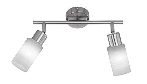 Trio Leuchten LED-Balken Nickel matt : Schöne Lampe über dem ...