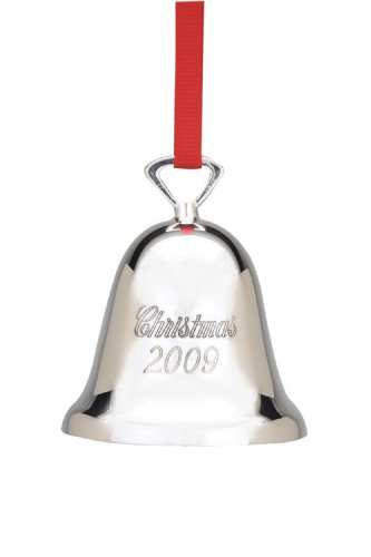 2009 Annual Bell Ornament (Reed & Barton 2009 Annual Dated Christmas Bell Christmas Ornament)