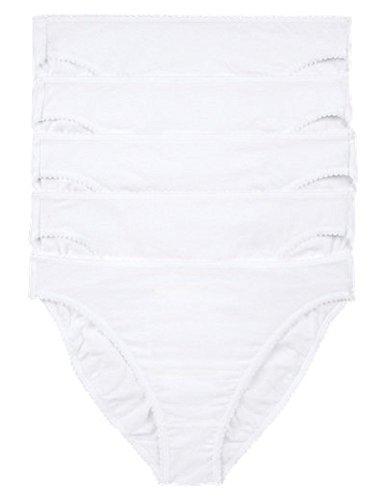 Il bikini monouso delle donne riempie il cotone per maternità, spa, ospedale