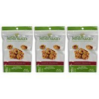 I Heart Keenwah All Natural Gluten Free Quinoa Clusters (4 Oz) (Pack of 3 Bags) (Cranberry Cashew) Thank you for using our service