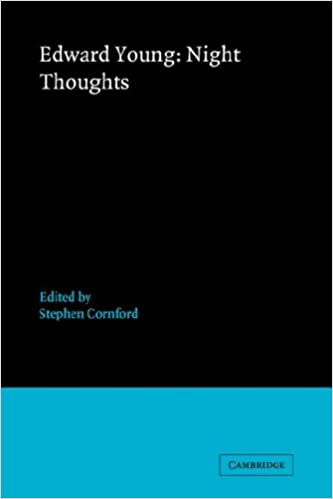 Edward Young: Night Thoughts