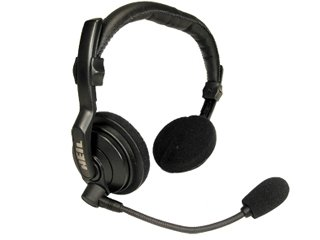 (Heil Pro-micro Dualheadset W/hc-6.-3db Points Are Fixed At 100hz and 12 Khz with Sensitivity Of-57db At 600ohms Output Impedance (Centered At 1 Khz).designed for Commercial Broadcast Applications. Original Heil Sound)