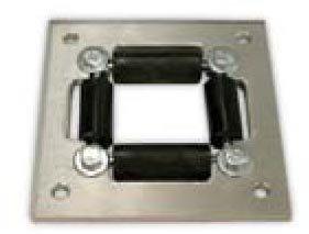 Reelcraft 600168 Roller Guide Assembly, OD .900~1.375 Hose Roller Guide