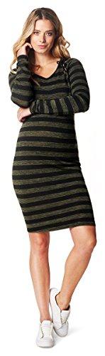 Noppies - Vestido - para mujer Army Melange (C207)