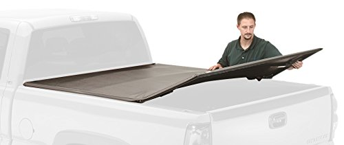 Lund 95037 Genesis Tri-Fold Truck Bed Tonneau Cover for 1997-2003 Ford F-150; 2004 F-150 Heritage | Fits 6.5' Flareside Bed
