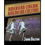 American Cinema/American Culture by Belton,John. [2004,2nd Edition.] Paperback pdf