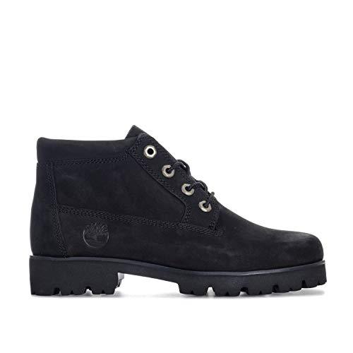 Timberland Women's Heritage Lite Nellie Chukka Boots US4 Black