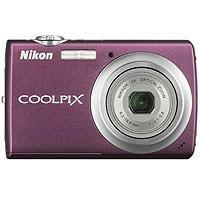 Nikon Coolpix S220 Digital Camera with 10.0 Megapixel, 3x Optical Zoom, 4x Digital Zoom, 2.5